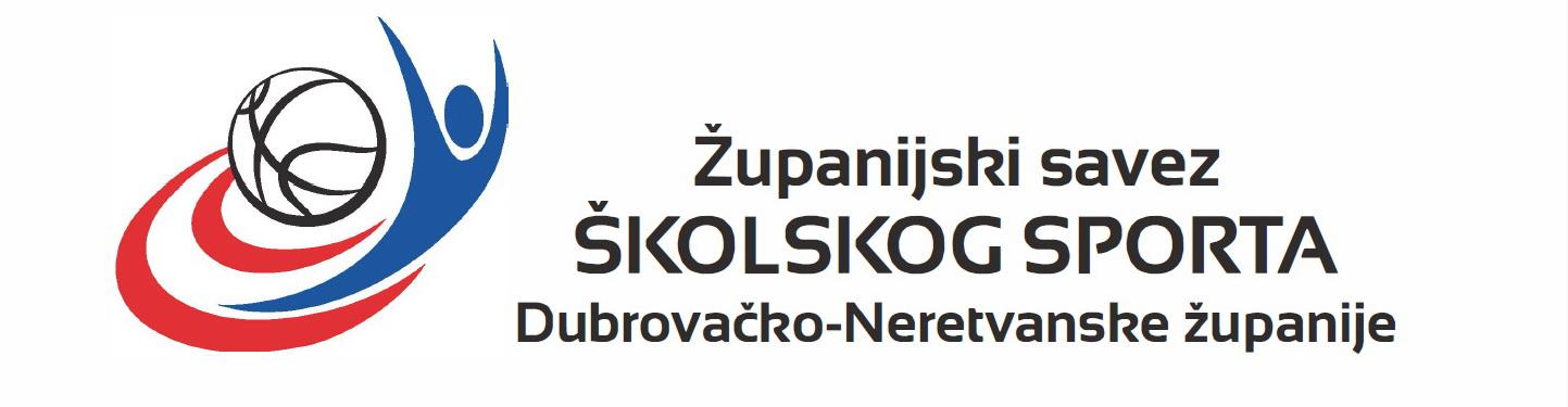 Školski šport Dubrovačko-neretvanske županije