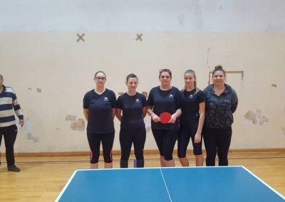 Srednja škola Vela luka - stolni tenis